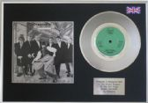 "MADNESS  -  BAGGY TROUSERS  -  7"" Platinum Disc + cover"